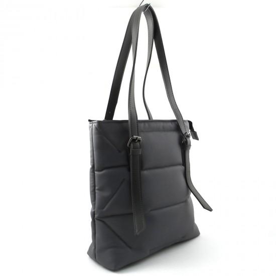 Жіноча модельна сумка LARGONI 2068 сірий