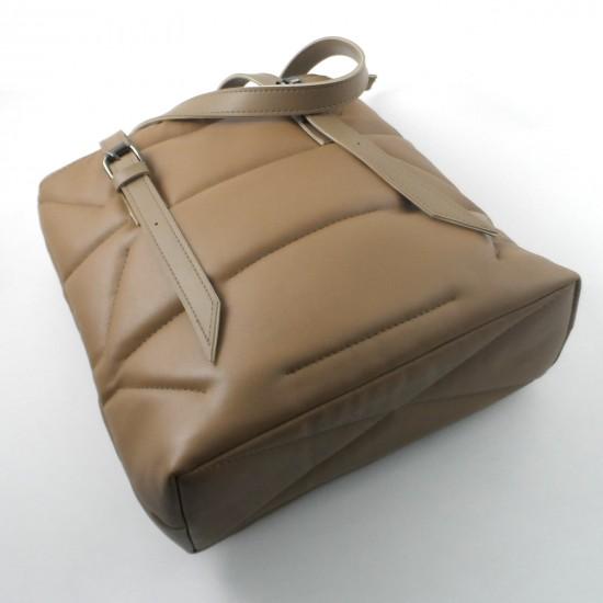 Женская модельная сумка LARGONI 2068 коричневый