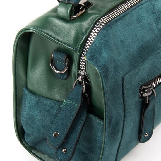 Жіноча модельна сумка FASHION 7918 зелений