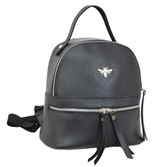Женская рюкзак LUCHERINO 653 черный
