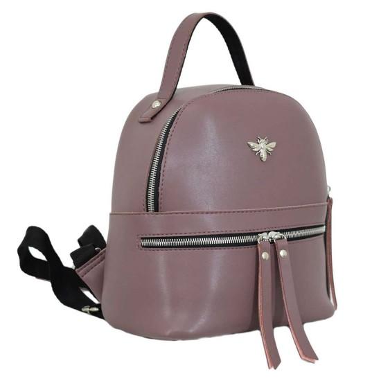 Женская рюкзак LUCHERINO 653 лиловый
