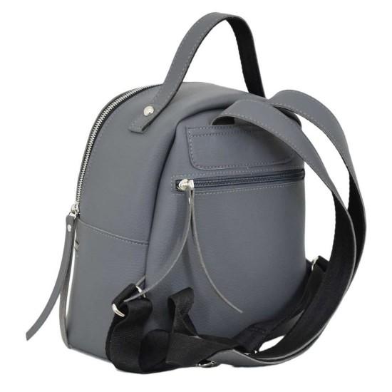 Женская рюкзак LUCHERINO 653 серый