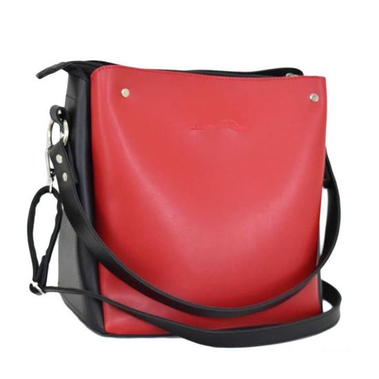 Женская модельная сумочка LUCHERINO 612 красный