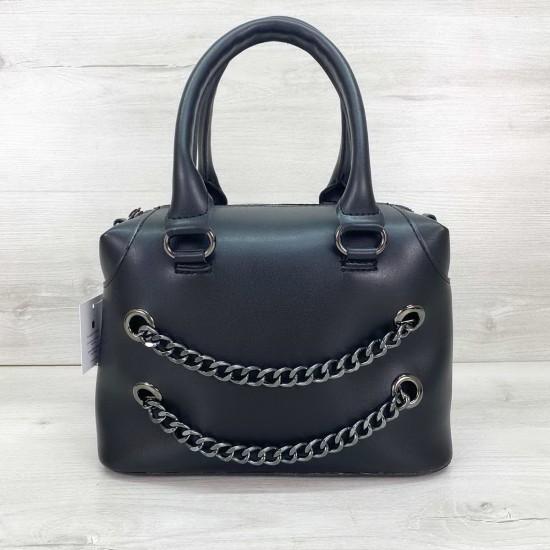 Жіноча модельна сумочка WELASSIE Jean чорний