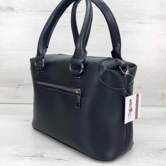 Женская модельная сумочка WELASSIE Jean черный