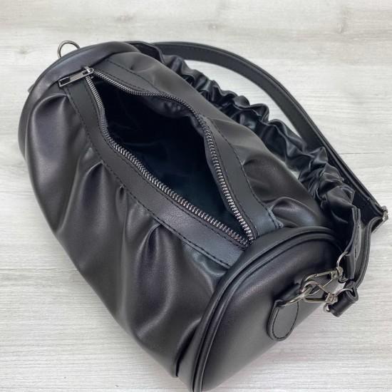 Жіноча модельна сумочка WELASSIE Lola чорний