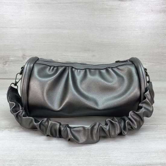 Жіноча модельна сумочка WELASSIE Lola срібло