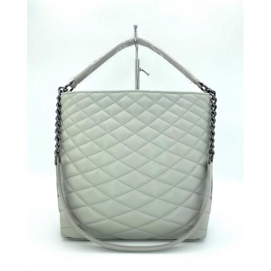 Женская модельная сумка WELASSIE Эрмин серый