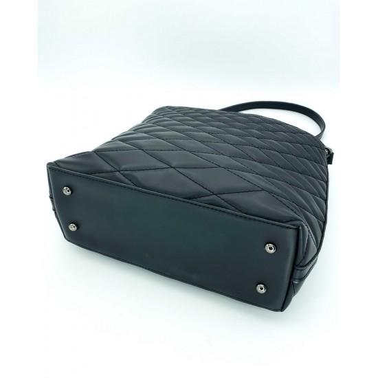 Женская модельная сумка WELASSIE Эрмин черный