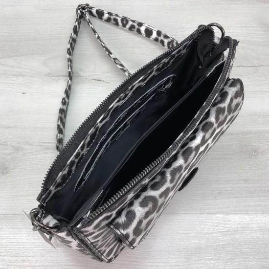Женская модельная сумочка OLETO Rika черный