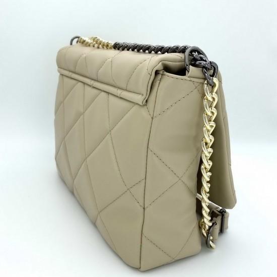 Женская модельная сумка WELASSIE Дженис бежевый