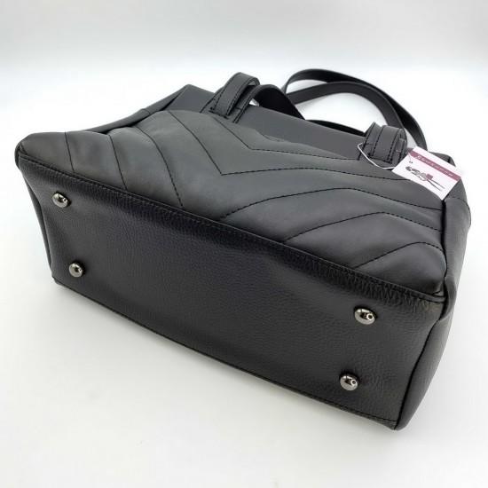 Женская модельная сумка WELASSIE Грейс черный