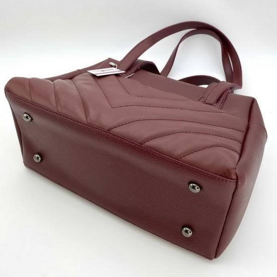 Жіноча модельна сумка WELASSIE Грейс бордовий