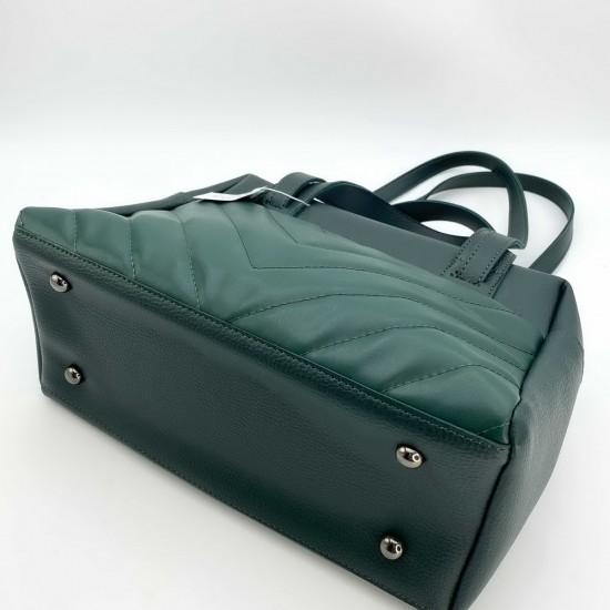 Жіноча модельна сумка WELASSIE Грейс зелений