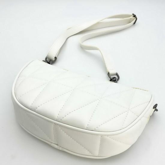 Жіноча модельна сумочка WELASSIE Лайзи білий