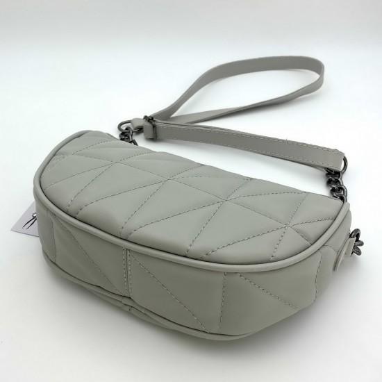 Жіноча модельна сумочка WELASSIE Лайзи сірий