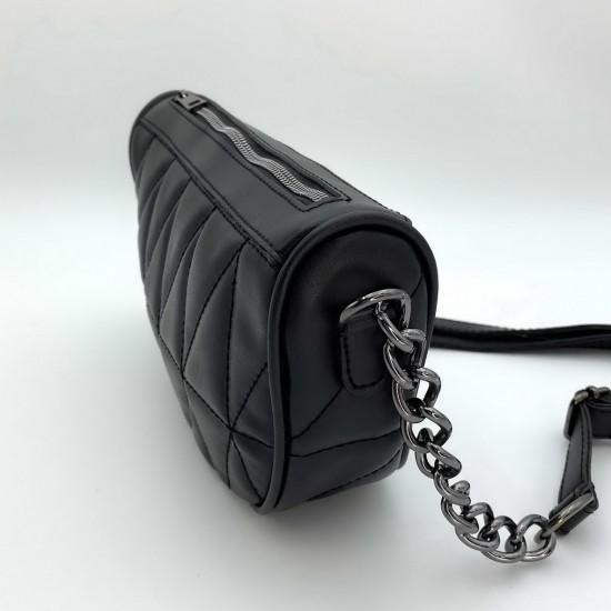 Жіноча модельна сумочка WELASSIE Лайзи чорний
