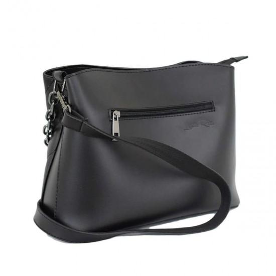 Женская модельная сумочка LUCHERINO 680 черный