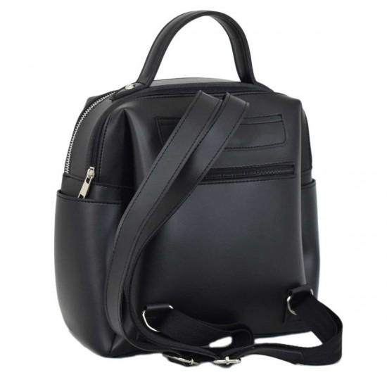 Жіноча рюкзак LUCHERINO 660 чорний