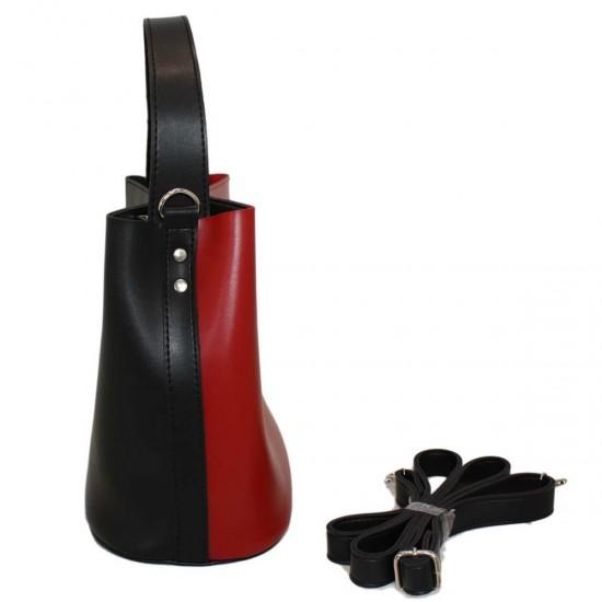 Жіноча модельна сумка LUCHERINO  516 червоний
