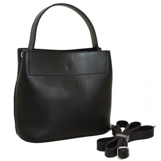 Жіноча модельна сумка LUCHERINO  516 чорний