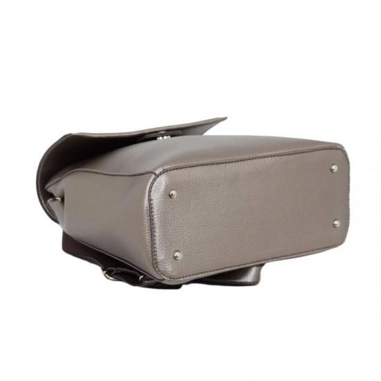 Женская рюкзак LUCHERINO 608 бронзовый