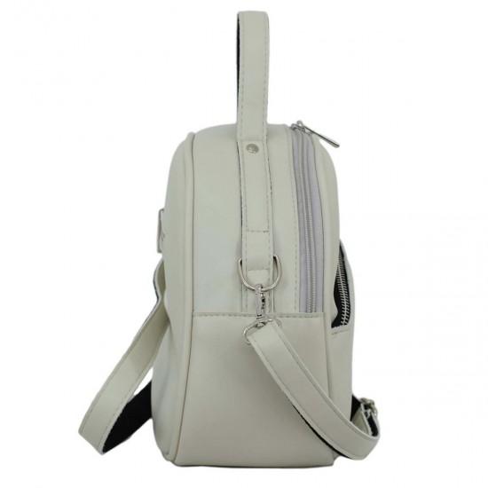 Женская сумочка LUCHERINO 672 айвори