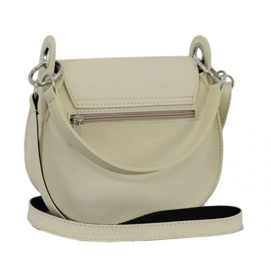Женская сумочка LUCHERINO 662 бежевый