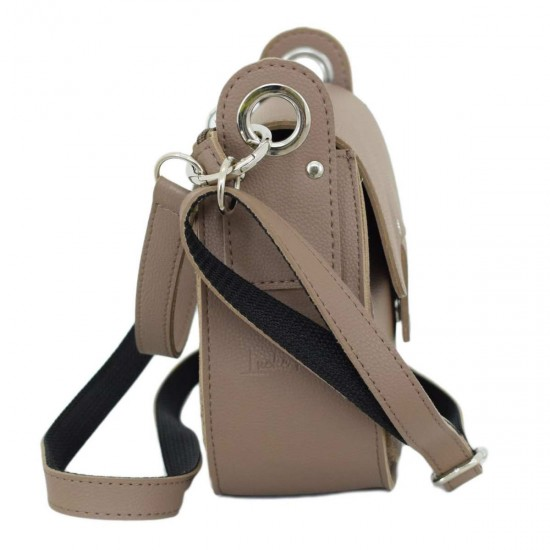 Жіноча сумочка LUCHERINO 662 капучино
