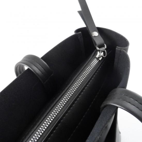 Жіноча модельна сумка LARGONI 2046 чорний