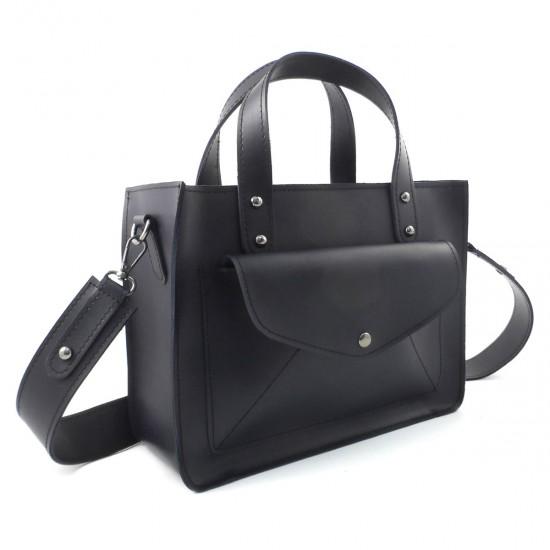 Женская модельная сумка LARGONI 1981 темно-синий