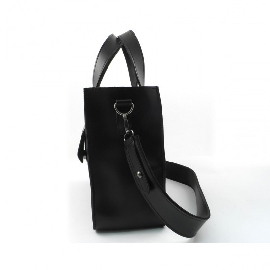 Женская модельная сумка LARGONI 1981 черный