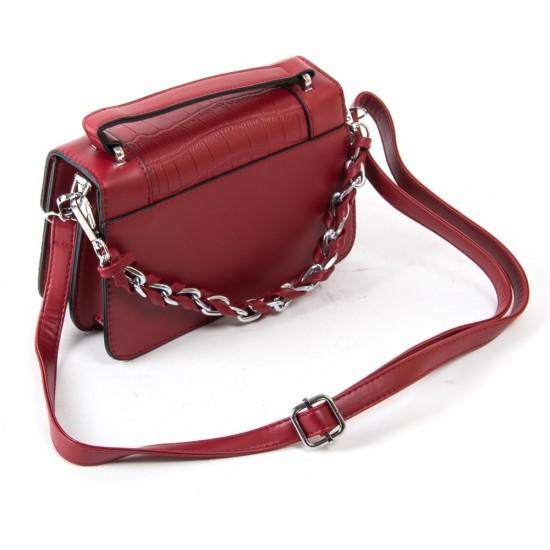 Женская сумочка-клатч FASHION 16913 красный