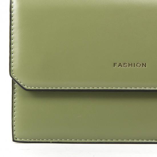 Женская сумочка-клатч FASHION 6750 мятный