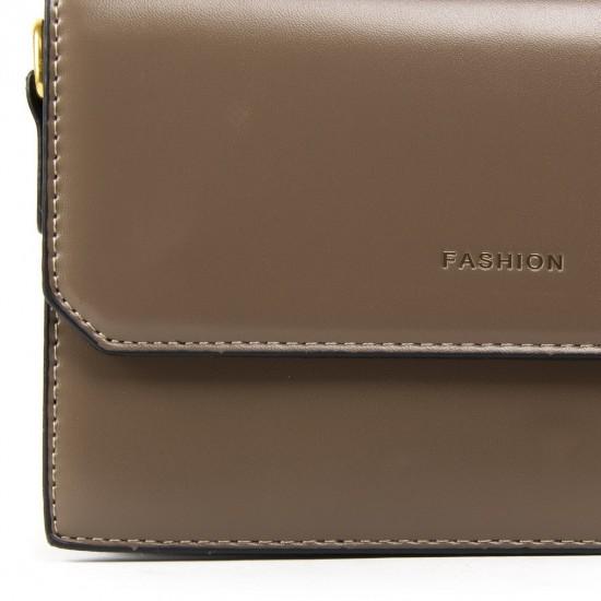 Женская сумочка-клатч FASHION 6750 хаки