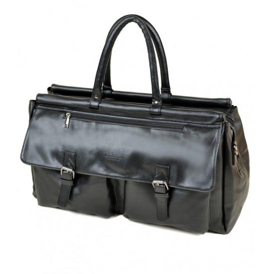 Дорожня сумка-саквояж dr.Bond 8712 чорний
