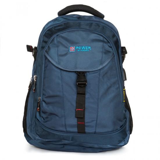 Міський рюкзак Power In Eavas 8518 синій