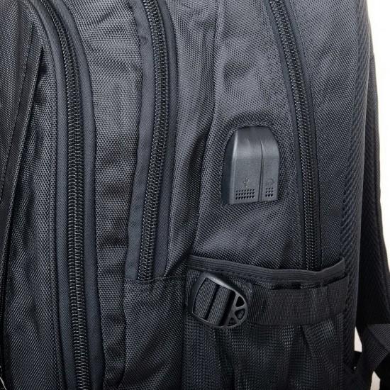 Міський рюкзак Power In Eavas 9063 чорний