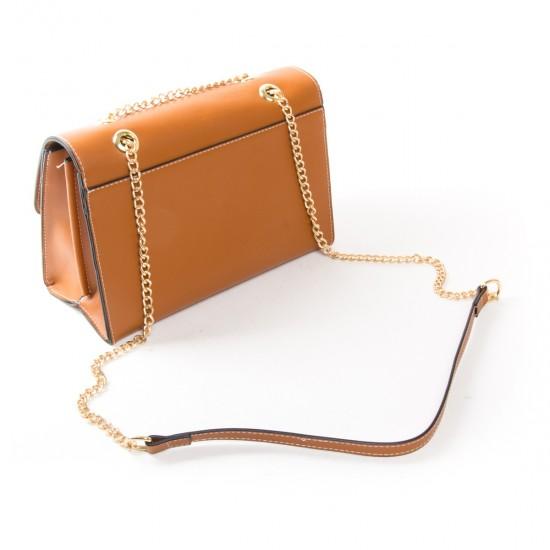 Жіноча сумочка-клатч FASHION 810 коричневий