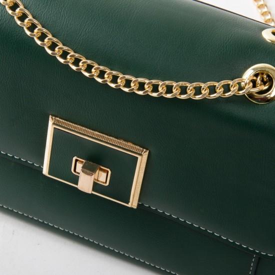 Жіноча сумочка-клатч FASHION 810 зелений