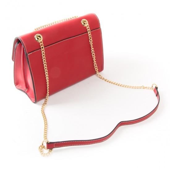 Женская сумочка-клатч FASHION 810 красный