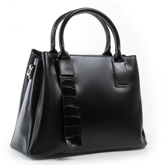 Женская сумка из натуральной кожи ALEX RAI 2235 черный