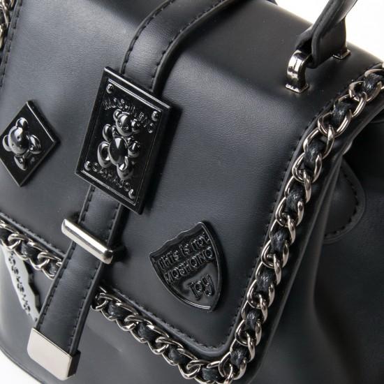 Женская сумка-рюкзак FASHION 7121-1 черный