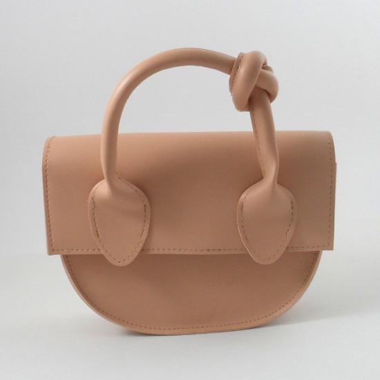 Женская сумочка через плечо LARGONI 2106 пудра