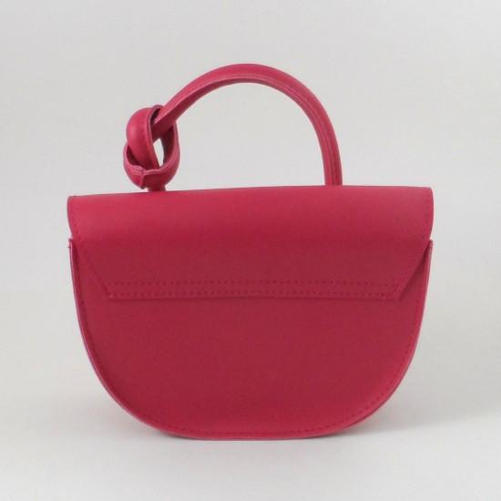 Женская сумочка через плечо LARGONI 2106 фуксия