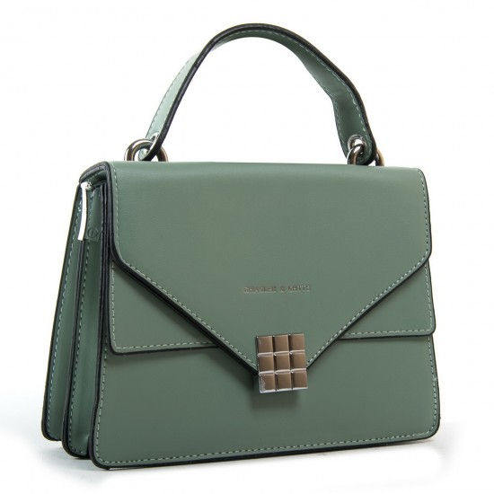 Женская сумочка-клатч FASHION 6156 мятный