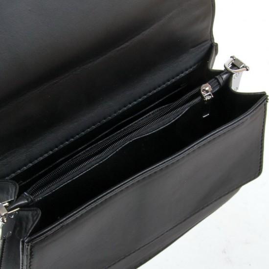 Жіноча сумочка-клатч FASHION 6156 чорний