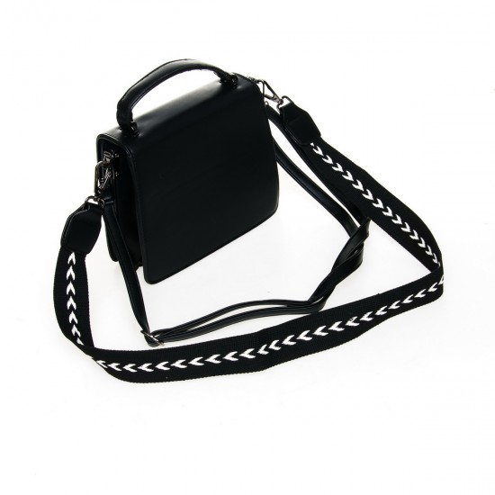 Жіноча сумочка-клатч FASHION 8984 чорний
