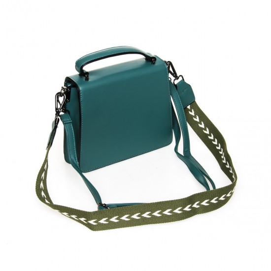 Женская сумочка-клатч FASHION 8984 зеленый