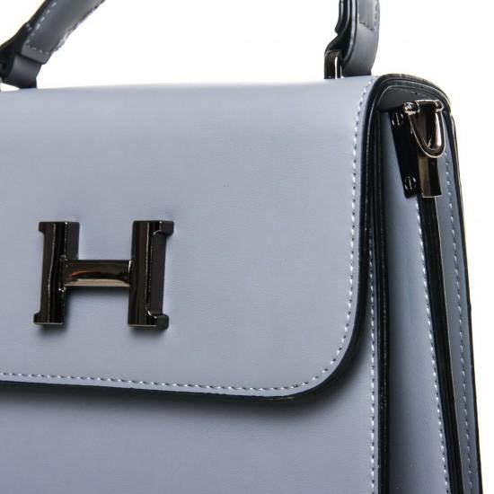 Женская сумочка-клатч FASHION 8984 серый